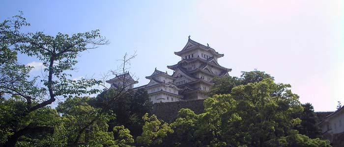 Japan UNESCO World Heritage Site: Himeji-jo