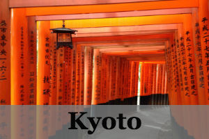 Kyoto Travel Guide, Japan